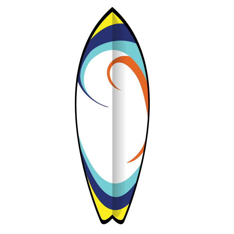 Apple vacations clipart logo picture freeuse stock 17 surf board clipart. | Kids party | Pinterest | Surf board, Clip ... picture freeuse stock