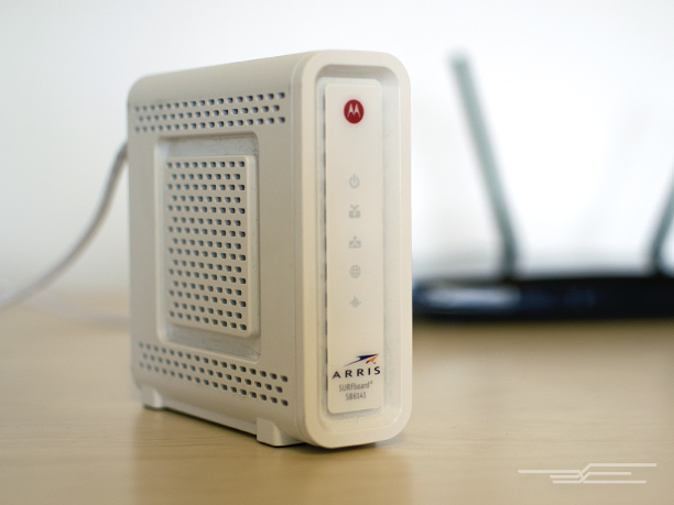 Surfboard sb6141 png free stock The Best Cable Modem | The Wirecutter png free stock