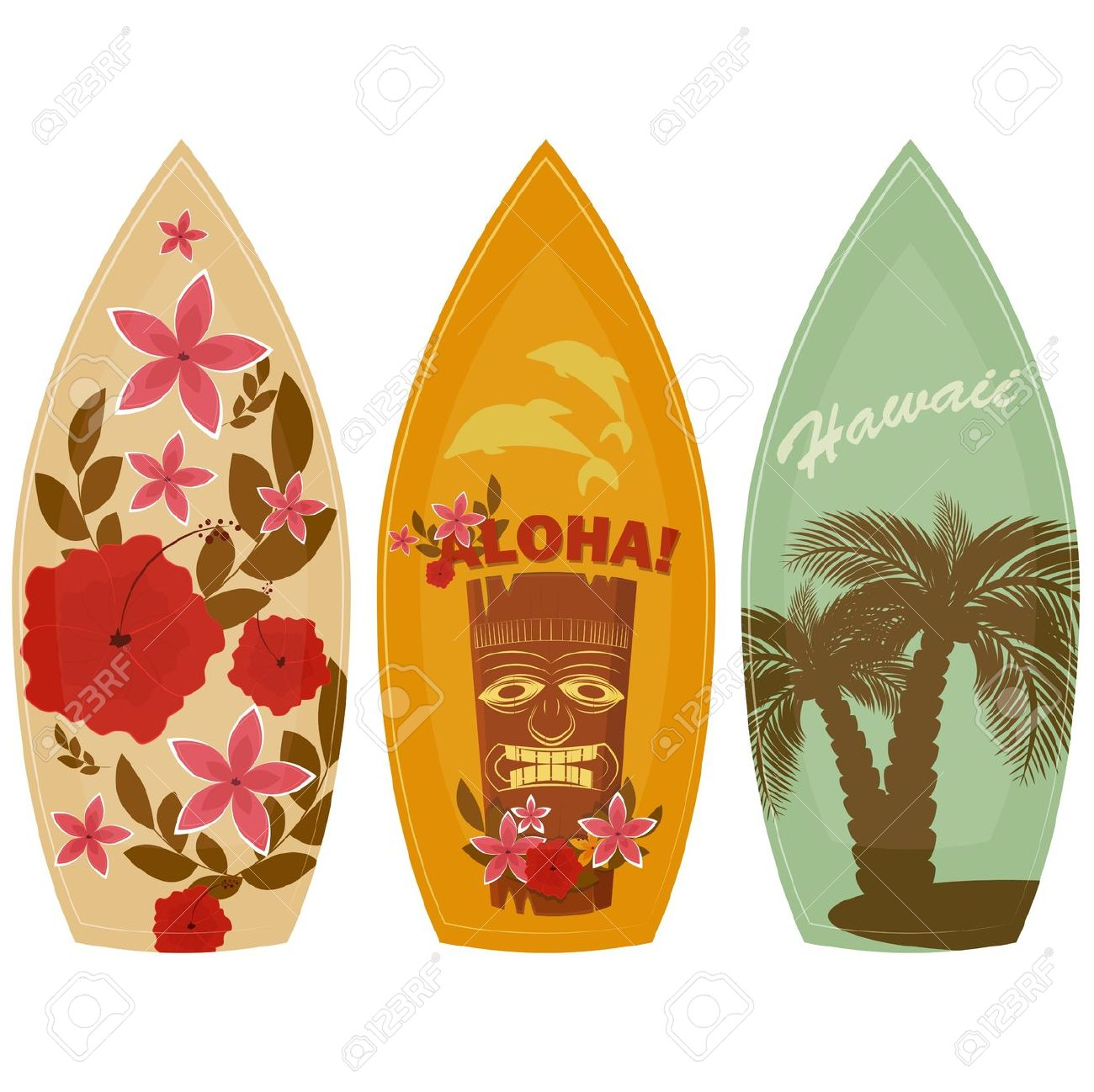 Surfboard signs background clipart banner freeuse download 11,644 Surfboard Stock Vector Illustration And Royalty Free ... banner freeuse download