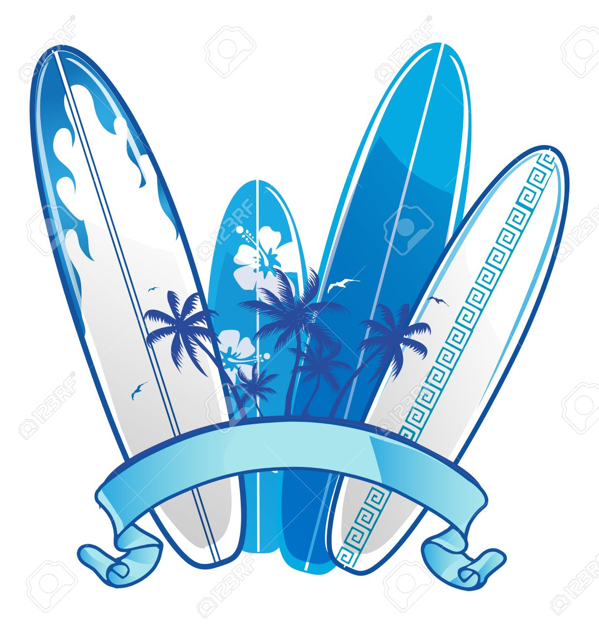 Surfboard signs background clipart clip freeuse library 11,644 Surfboard Stock Vector Illustration And Royalty Free ... clip freeuse library