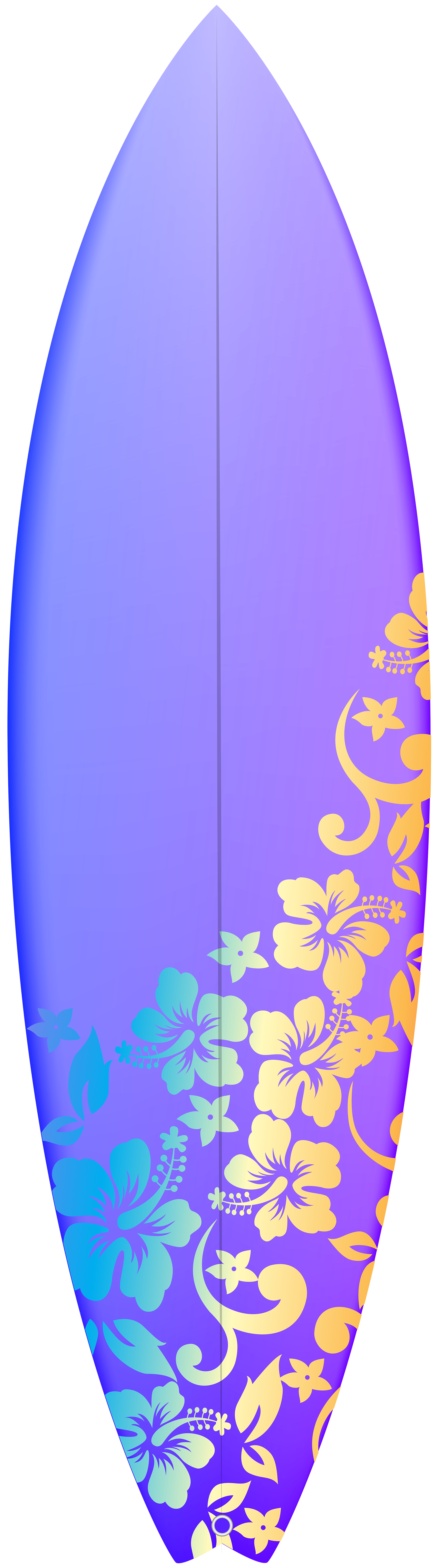 Surfboard transparent background clipart graphic library library Surfboard Transparent PNG Clip Art Image   Gallery Yopriceville ... graphic library library