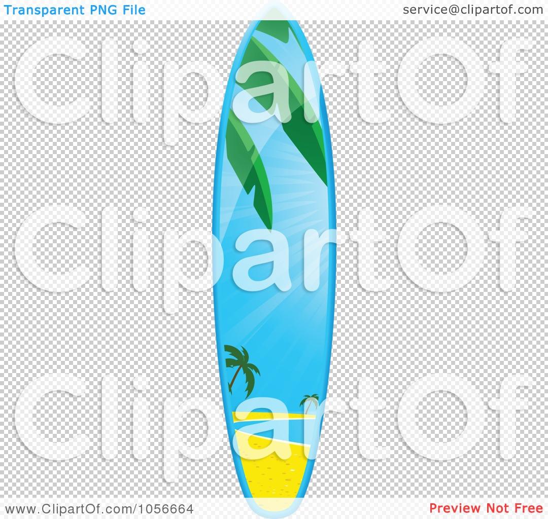 Surfboard transparent background clipart vector stock Free clipart surf board transparent background - ClipartFest vector stock