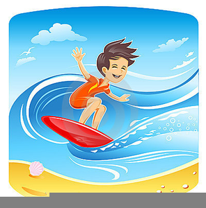 Surfer clipart images png freeuse library Cartoon Surfer Clipart | Free Images at Clker.com - vector ... png freeuse library