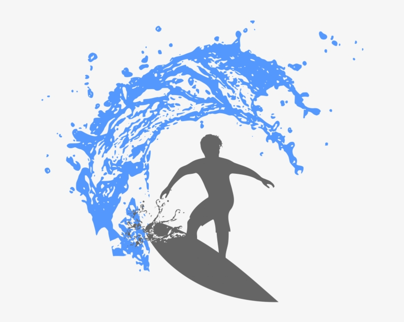 Surfing wave clipart image royalty free library Waves Ocean Surfing Image Vector - Clip Art Transparent PNG ... image royalty free library