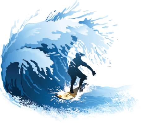 Surfing wave clipart jpg free Surfing Wave | Clipart | PBS LearningMedia jpg free