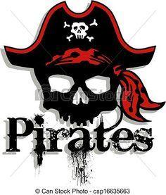 Surmise clipart clip black and white library Pirate Skull Clip Art | pirate clip art free printable ... clip black and white library