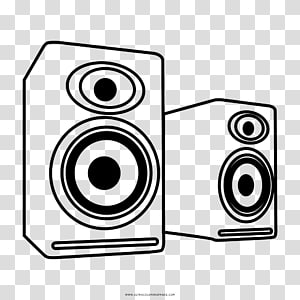 Surround sound on pedestal clipart vector black and white library Sonos PLAY:3 Play:1 Loudspeaker, others transparent ... vector black and white library