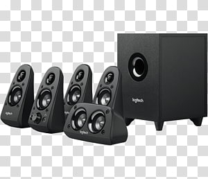 Surroung clipart black and white stock 5.1 surround sound PNG clipart images free download | PNGGuru black and white stock