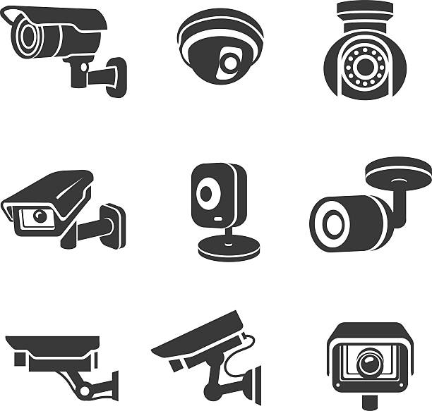Surveillance camera images clipart clip art royalty free stock Clipart Of People With Video Cameras & Free Clip Art Images ... clip art royalty free stock