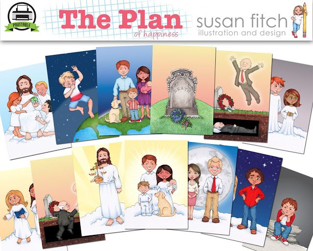Susan fitch clipart family home evening planner clipart library stock susan fitch design: Not Your Average Plan..... | Primary ... clipart library stock