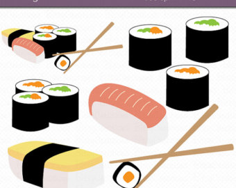 Sushi icon clipart clip art transparent stock Free Sushi Cliparts, Download Free Clip Art, Free Clip Art ... clip art transparent stock