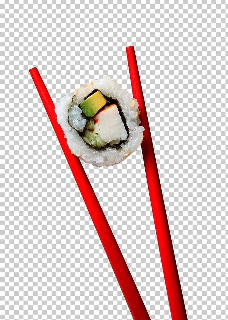 Sushi roll clipart with chopsticks clipart freeuse download Sushi California Roll Chopsticks Japanese Cuisine Sashimi ... clipart freeuse download