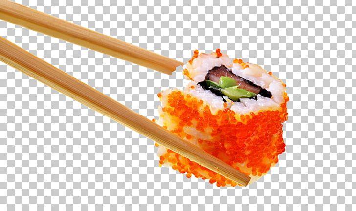Sushi roll clipart with chopsticks clipart freeuse Sushi Japanese Cuisine Sashimi California Roll Makizushi PNG ... clipart freeuse