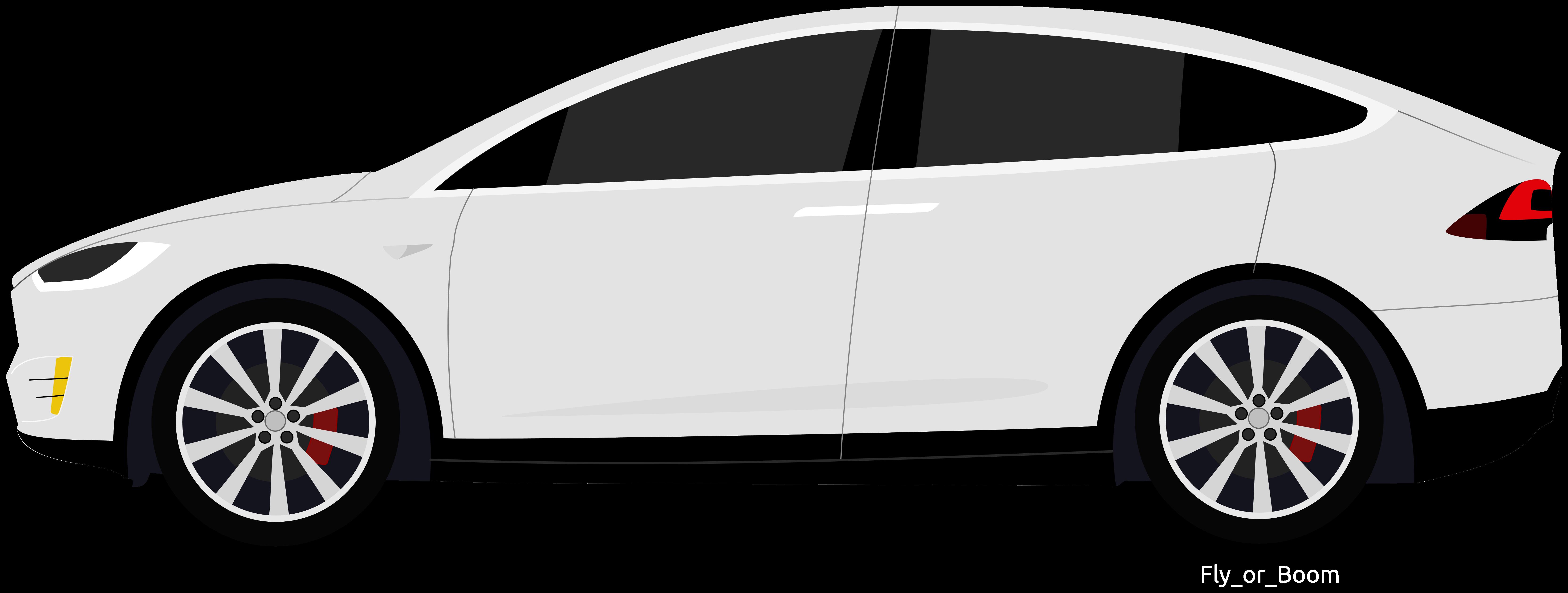 Tesla car clipart clipart stock Fan-made Tesla Cars & Supercharger Cliparts - Album on Imgur clipart stock