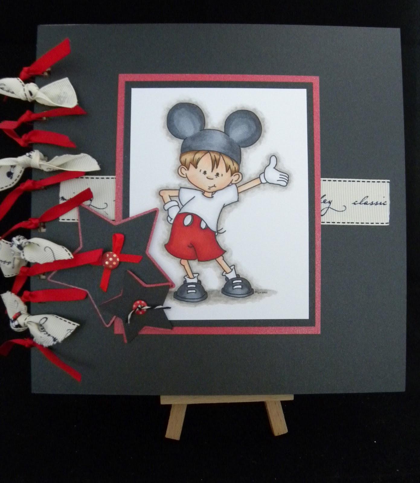 Suzy q clipart clip freeuse stock Mickey | Suzy Q Crafts clip freeuse stock