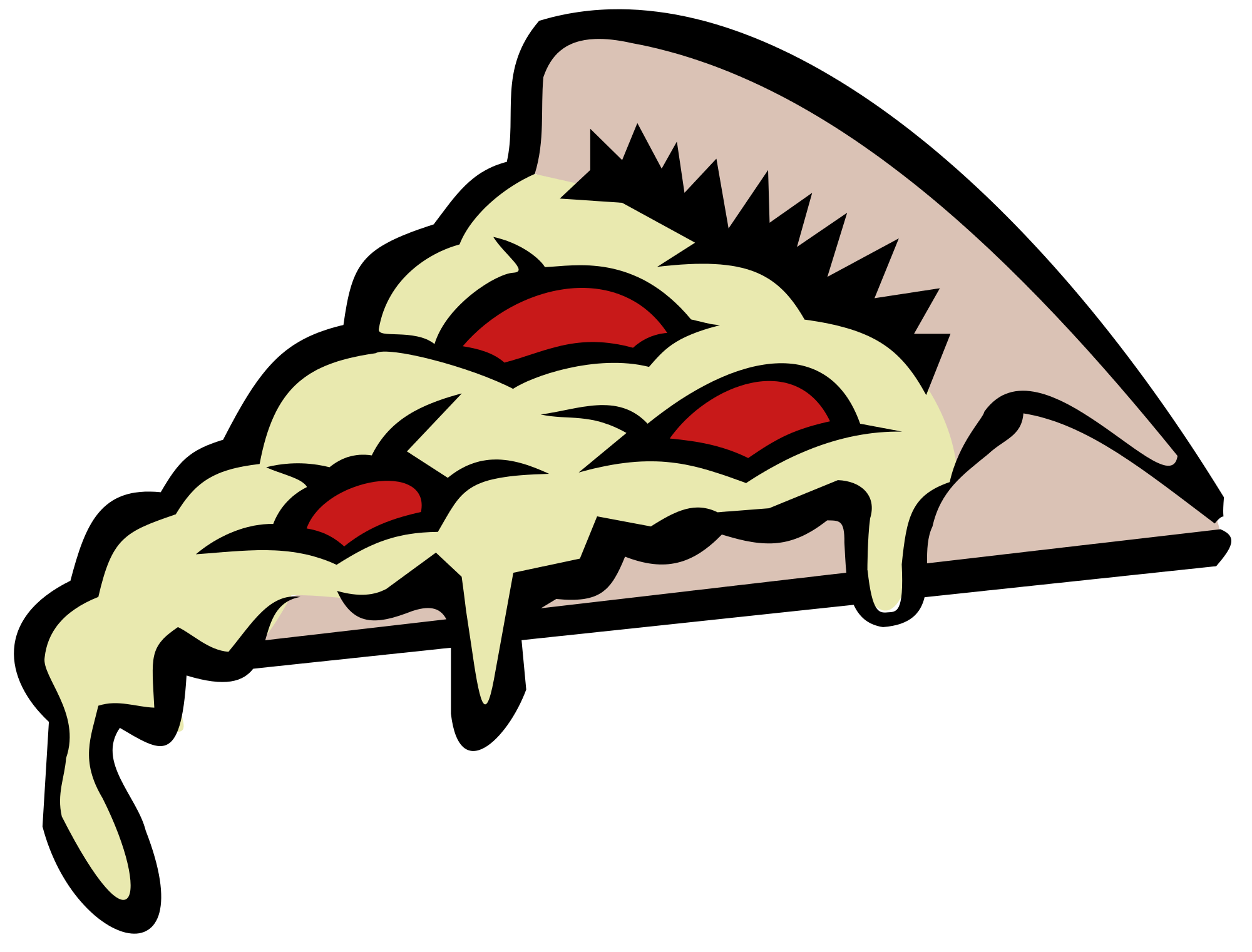 Svg clipart collection clip freeuse library File:Pizza.svg - Wikimedia Commons clip freeuse library