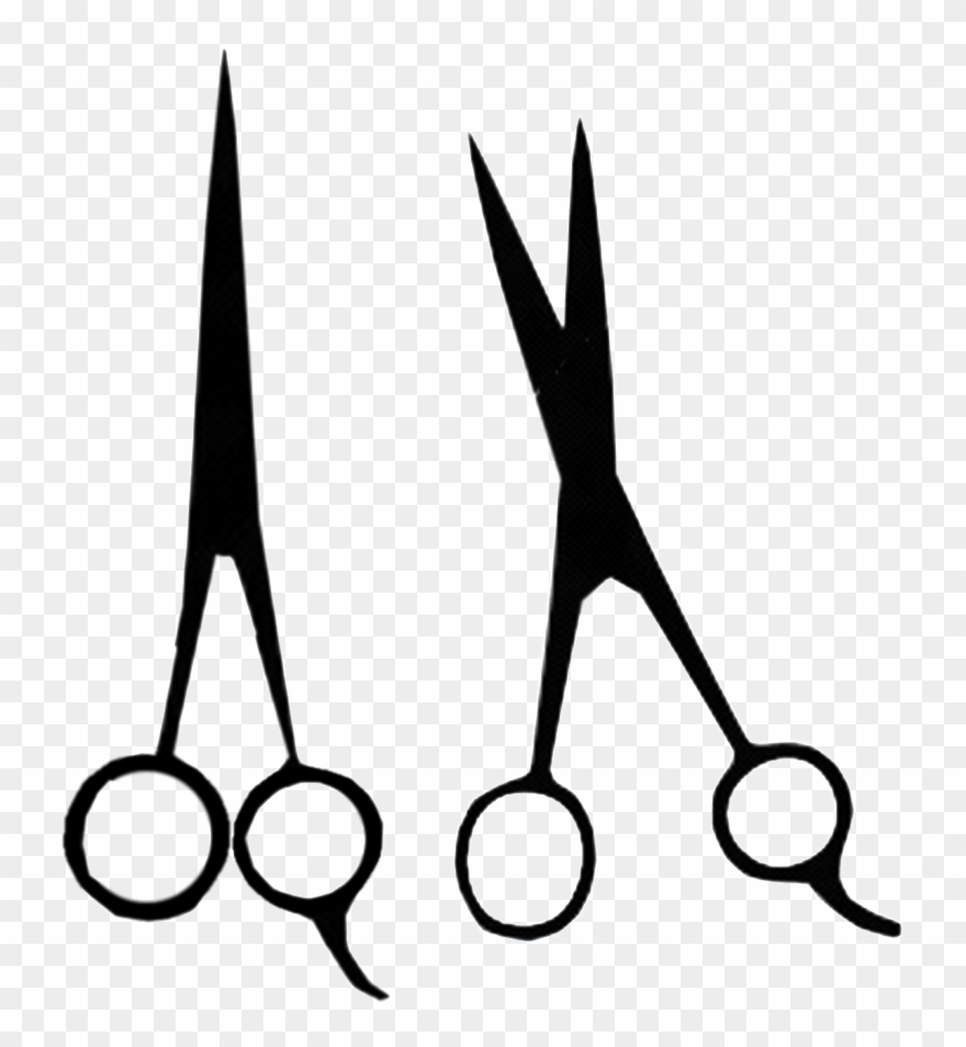 Svg clipart cosmeto ogy shears clip transparent download Hair Scissors Clip Art - Hair Scissors Vector - Png Download ... clip transparent download