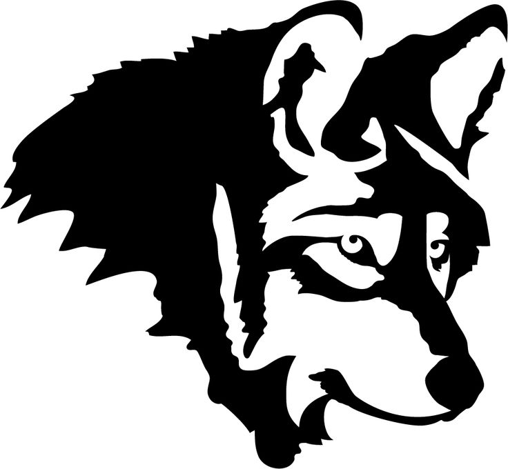 Svg clipart gallery vector freeuse stock 17 Best images about * Wolf Silhouettes, Vectors, Clipart, Svg ... vector freeuse stock