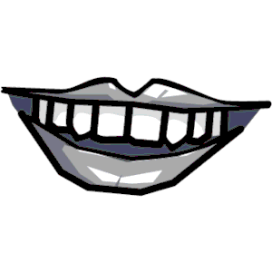 Svg clipart mouth png free stock Mouth 23 clipart, cliparts of Mouth 23 free download (wmf, eps ... png free stock