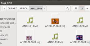 Svg in clipart umwandeln clip Corel .CMX Cliparts zu .SVG konvertieren - linux auf dem pc clip