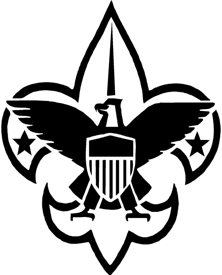 Svg scouts clipart black and white free graphic freeuse stock Collection of Boy scout clipart | Free download best Boy ... graphic freeuse stock