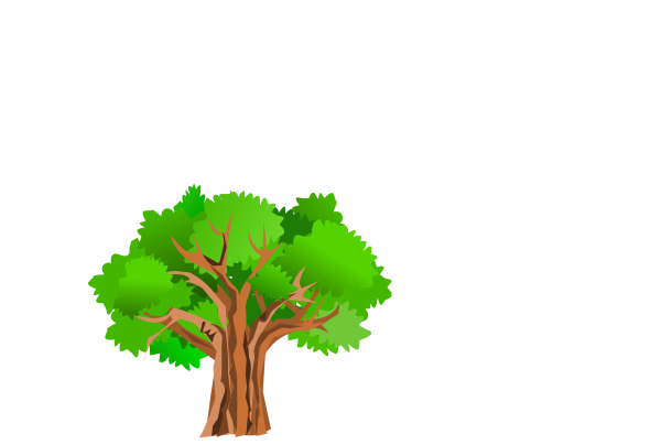 Svg tree clipart image freeuse Tree Clip Art at Clker.com - vector clip art online, royalty free ... image freeuse
