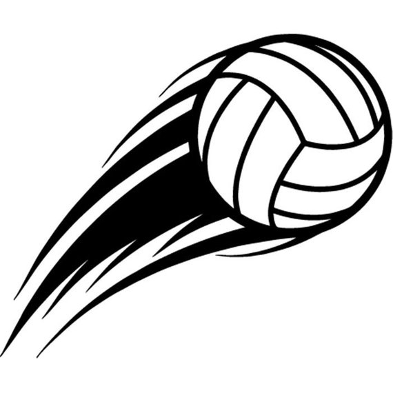 Svolleyball clipart svg royalty free stock Flying volleyball clipart » Clipart Station svg royalty free stock