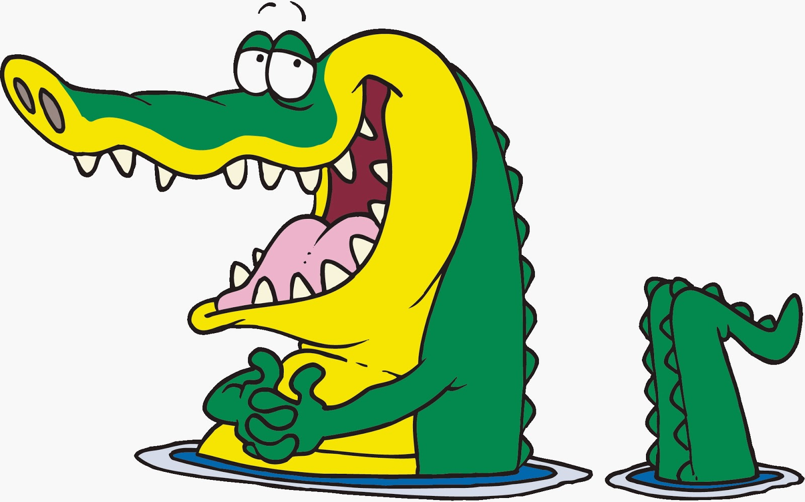 Swamp aligator animals clipart clip art Displaying 19 gt Images For Swamp Alligator Clipart free image clip art