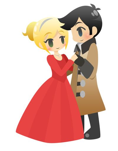 Swanfire clipart picture free stock THEY\'RE LIKE BUTTERCUP AND WESLEY. HE EVEN SAYS \