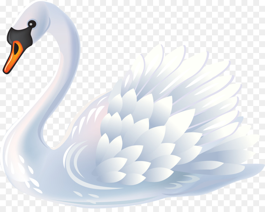 Swans feather clipart picture royalty free Love Bird clipart - Duck, Love, Bird, transparent clip art picture royalty free
