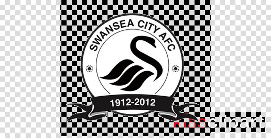 Swansea city logo clipart