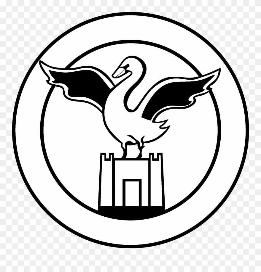 Swansea city logo clipart banner stock Swansea City Fc Logo Png Vector And Clip Art Inspiration ... banner stock