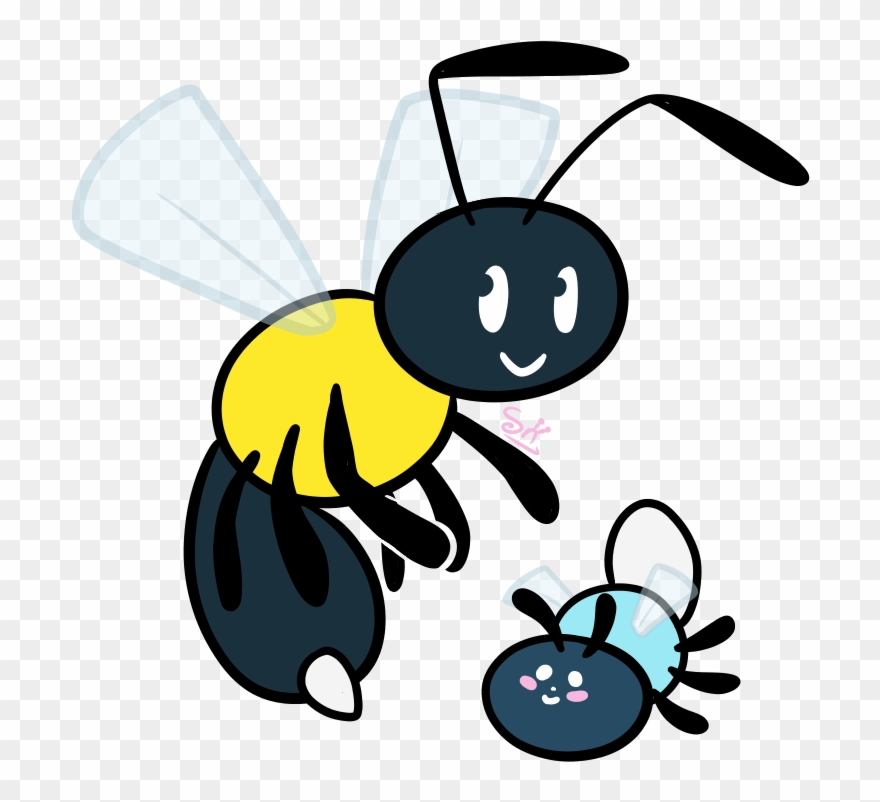 Swarm clipart clipart download Some Fanart Of Bee Swarm Simulator @onettdev - Bee Swarm ... clipart download