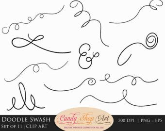 Swash clipart clipart library stock Pin by Kristine Christiansen on art | Calligraphy for ... clipart library stock