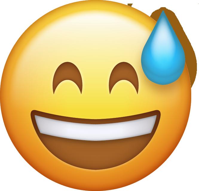 Sweating sun clipart svg Sweating Emoji Cliparts Free Download Clip Art - carwad.net svg