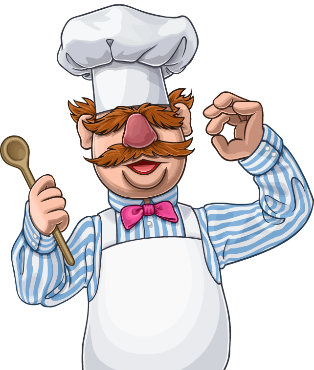 Swedish chef clipart graphic transparent library Swedish chef clipart - ClipartFest graphic transparent library