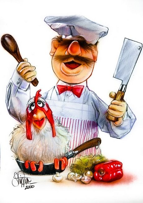 Swedish chef clipart picture royalty free Swedish chef clipart - ClipartFest picture royalty free