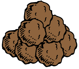 Swedish meatballs clipart picture free download File:Swedish Meatballs.png - Homestar Runner Wiki picture free download