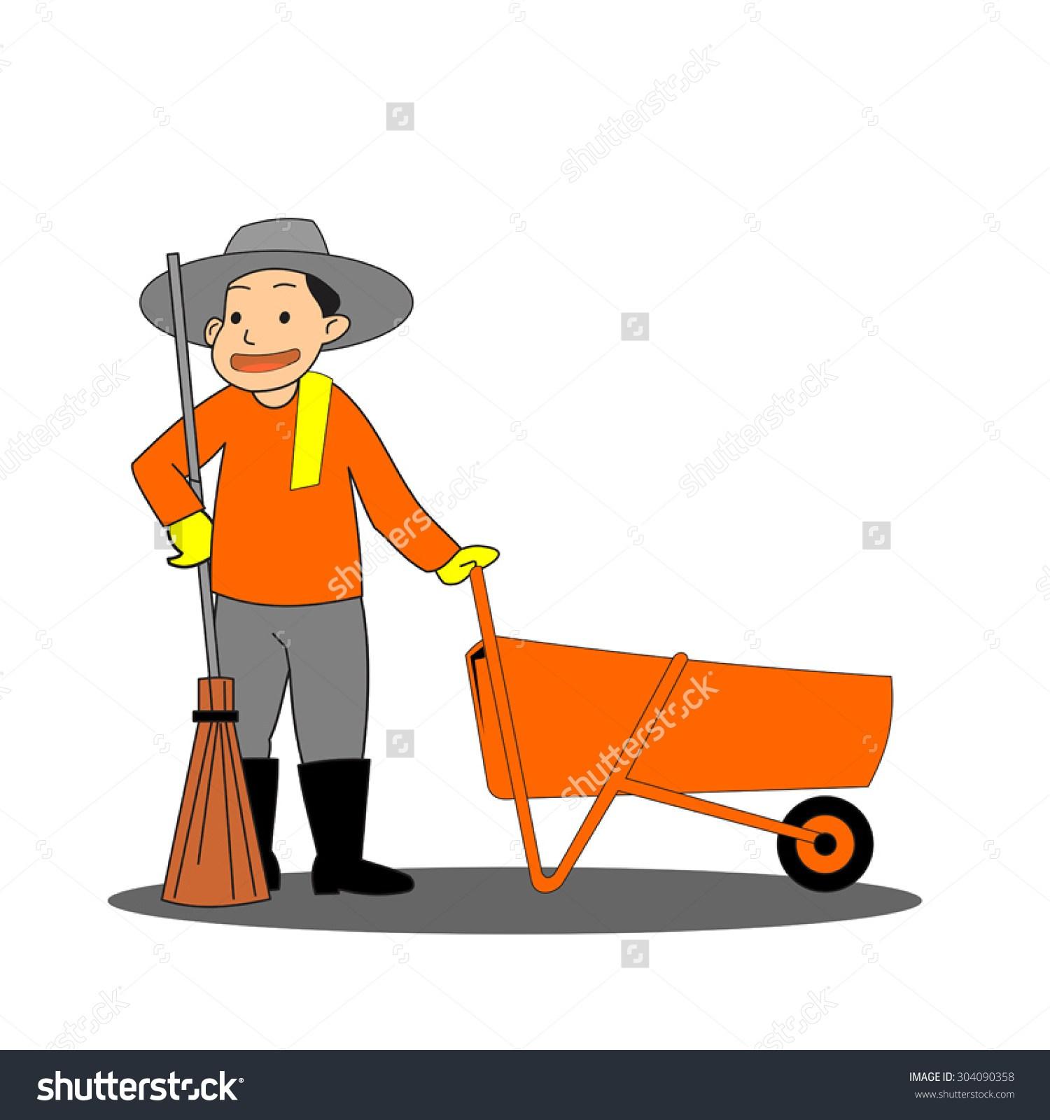 Sweeper clipart clip Street sweeper clipart 4 » Clipart Portal clip