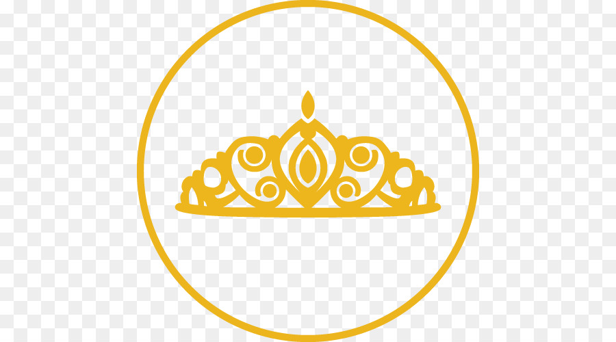 Sweet 16 tiara jpg clipart clip transparent library Crown Logo clipart - Tiara, Crown, Yellow, transparent clip art clip transparent library