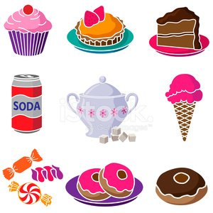 Sweet foods clipart vector transparent stock Sweet Foods premium clipart - ClipartLogo.com vector transparent stock