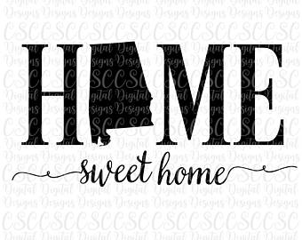 Sweet home alabama clipart png black and white library Free collection of Alabama clipart sweet home alabama ... png black and white library