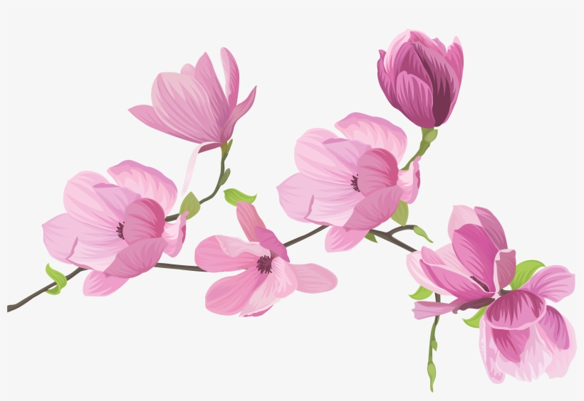Sweet pea clipart banner library stock Spring Flowers Png Clip - Clip Art Sweet Pea Flower - Free ... banner library stock