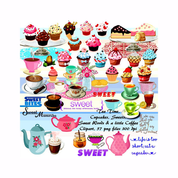 Sweet tea words clipart picture freeuse library Sweet words clipart - Clip Art Library picture freeuse library