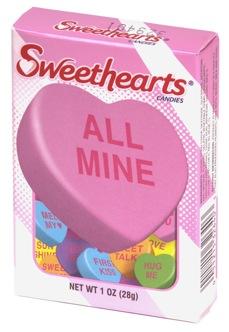 Sweethearts box clipart clip art freeuse stock Not So Sweethearts clip art freeuse stock