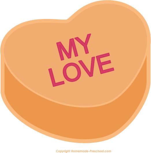 Sweethearts pile of clipart image freeuse Candy Hearts Clipart   Free download best Candy Hearts ... image freeuse