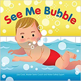 Swim bubbles clipart banner freeuse download See Me Bubble: Teaching Kids to Love the Water (See Me Swim ... banner freeuse download