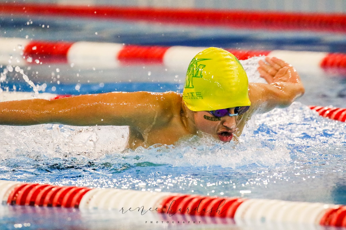 Swim dive clipart green gold picture royalty free library Manitoba Marlins Swim Club picture royalty free library