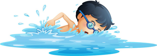 Swim lesson clipart picture freeuse download Swim Lesson Clipart | Free Images at Clker.com - vector clip ... picture freeuse download