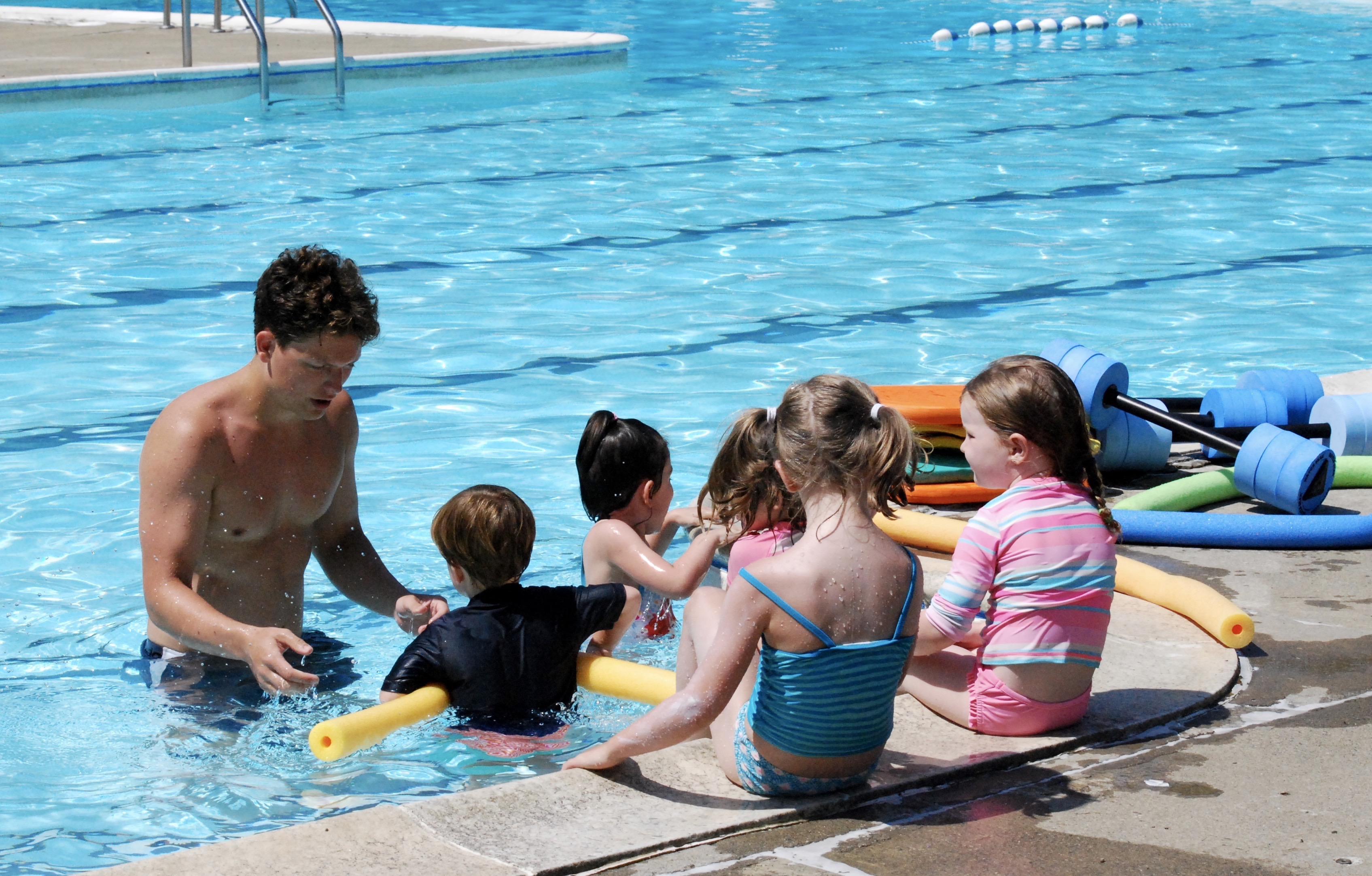 Swim lessons gear clipart clipart free download Zena Recreation Park, Inc. - Swim Lessons clipart free download